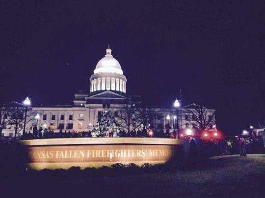 Fallen Firefighters Memorial