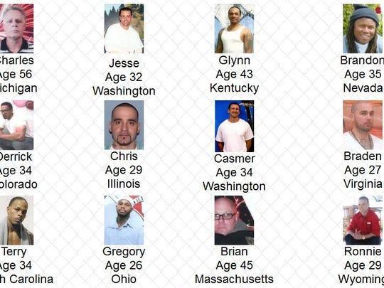 Prison dating website