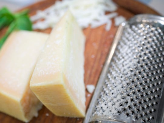 The Food and Drug Administration found that a Pennsylvania company was using cut-rate substitutes and fillers such as wood pulp in what it calls 100 percent parmesan.