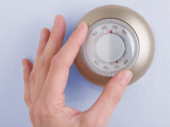 Home Thermostat - Generic Image