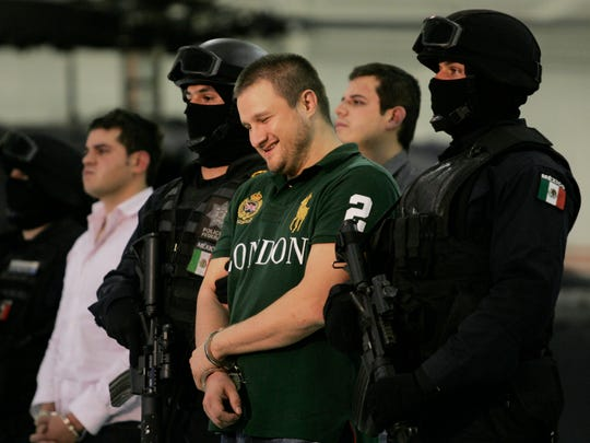 Mexican cartel leader 'La Barbie' to serve 50 years in prison
