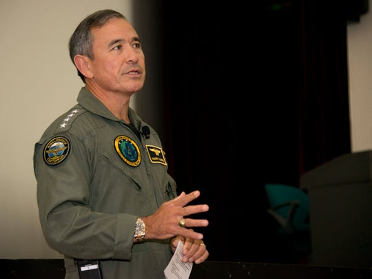 Adm. Harry Harris, the head of U.S. Pacific Command,
