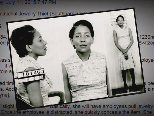 International jewelry thief Doris Payne was arrested