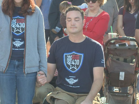 Wounded Warrior Gets New Home New Start To Life