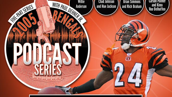 July 7 podcast with former Bengals cornerback Deltha O'Neal.