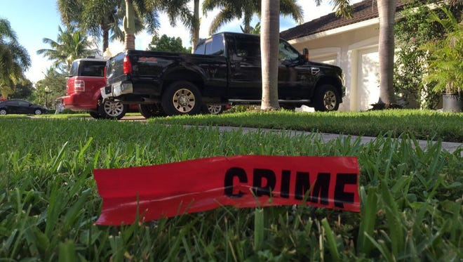 The investigation continues into the double fatal stabbing in Tequesta in the 19000 block of SE Kokomo Lane.