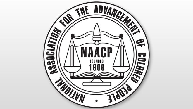 Logo for the National Association for the Advancement of Colored People