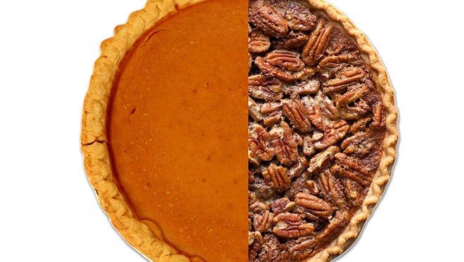 Pumpkin or pecan? What's your favorite?