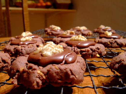 A cookie in the most basic terms is a sweet, baked, flour-based finger food. But it can come in all shapes, sizes, flavors and textures. When visiting these countries, don't miss out on their iconic cookies. Afghan biscuit, New Zealand: This traditional New Zealand cookie is baked with cornflakes and topped with chocolate icing and walnuts, making it soft and rich with a touch of crunchy from the cornflakes. It's uncertain, but the cookie may have been named after the Afgan cameleers and camel trains that played a huge part in exploring and developing the Australian outback from the 1800s to the early 1900s.