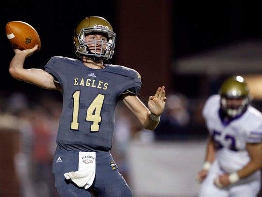 Independence quarterback Nathan Cisco has committed to Idaho