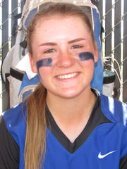 Bethany Loveall, from Bagdad, is azcentral sports'