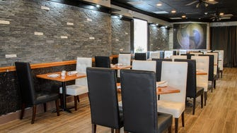 The new I Fish restaurant in Tenafly has undergone major renovations.