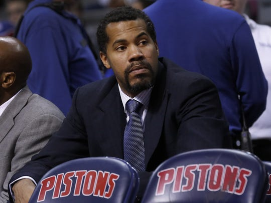 Rasheed Wallace.