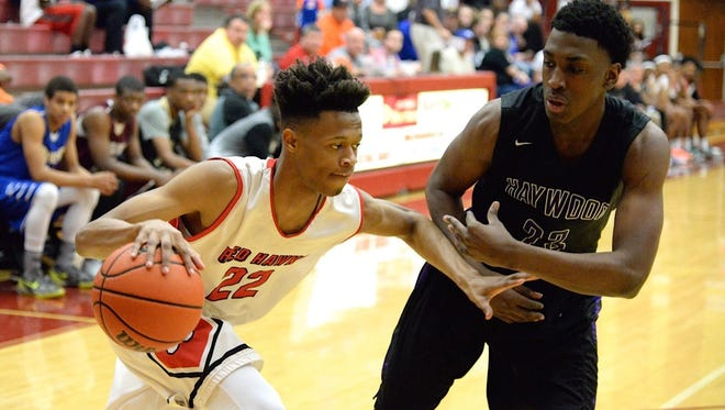Steve Hardison/DNJ Correspondent Stewarts Creek's Jy'lan Washington  has committed to Louisiana Tech