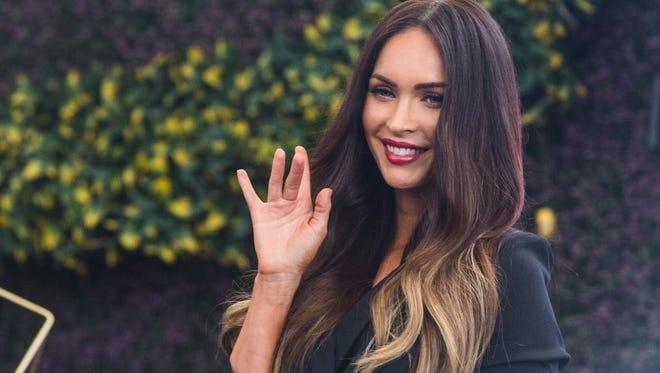 Megan desfilará en la pasarela del Fashion Fest de Liverpool, en compañía de Ricky Martin.
