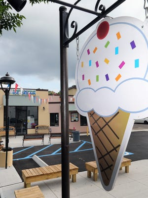 A new ice cream parlor in Somerville just opened,  Summer Ville, located a144 E Main St in Somerville.