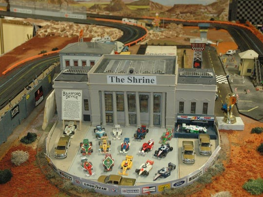 The Wauwatosa Indy Slot Car League is celebrating their
