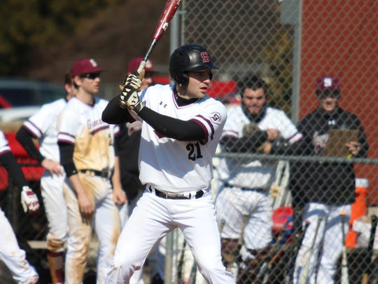 Central York graduate Roy Walker leads the Swarthmore College baseball team with 30 RBIs this season.