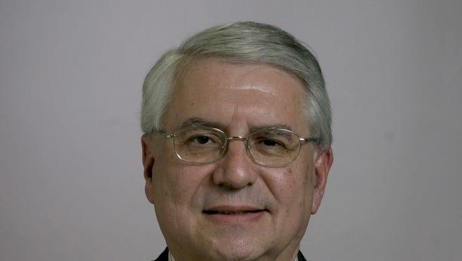 Briarcliff Manor Village Manager Philip Zegarelli.
