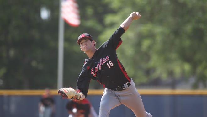 NFC pitcher Cole Ragans struck out 11 in a complete-game 2-1 win over Maclay on Thursday for a District 1-3A title.