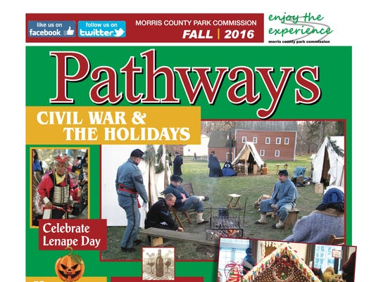Pathways Fall 2016 Front Cover