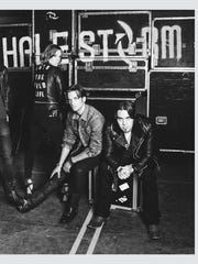"""The cover of Halestorm's """"Into the Wild Life."""""""