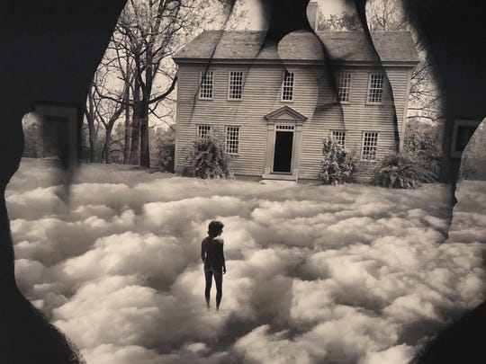 An untitled photo by Jerry Uelsmann