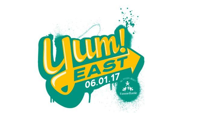 2017 Yum!East logo