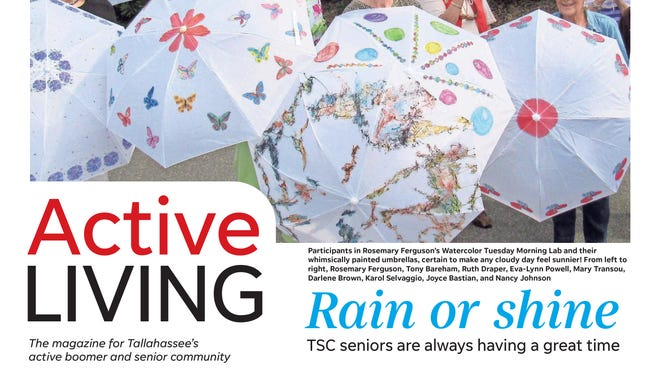 Active Living Cover