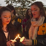 19th annual LACASA candlelight vigil