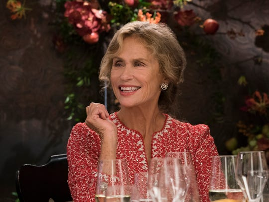 Lily (Lauren Hutton) founded a successful makeup business