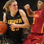 Christina Buttenham's Iowa playing career comes to an end with medical noncounter waiver