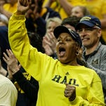 Practice makes perfect for U-M basketball walk-ons Baird, Ozeir