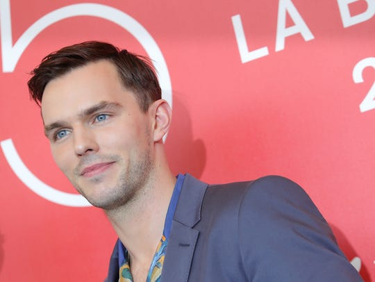 "Nicholas Hoult attends ""The Favourite"" photocall at"