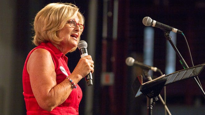U.S. Rep. Diane Black wants the Tennessee legislature to release details of sexual harassment claims and settlements while maintaining victim privacy.
