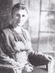 Clara Kent, wife of the Rev. George E. Kent