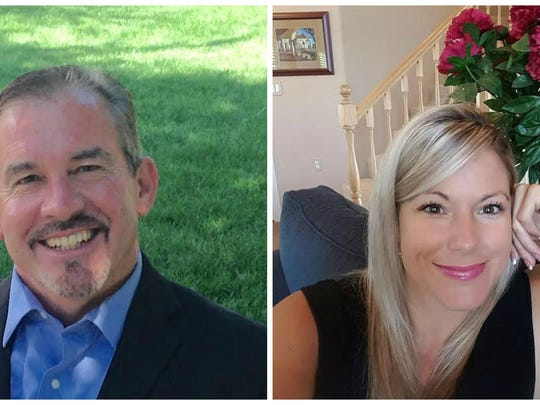 Pictured are HEAL's new board members, Liam Griffin and Shannon Silva.