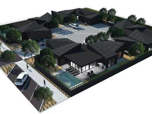 Blackhaus aerial