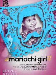 """Mariachi Girl"" is a bilingual musical play about a"