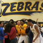 Zebras down Rockets in conference final