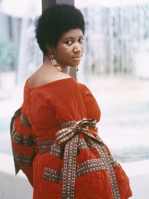 Aretha Franklin signed to Atlantic Records in 1967 at age 24.