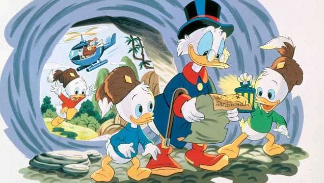 """An all-new """"DuckTales,"""" an animated comedy series based on the Emmy Award-winning series treasured by a generation of viewers, has been ordered for launch in 2017 on Disney XD channels around the world."""