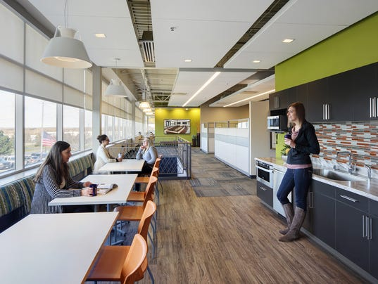 BSI Work Lounge