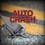 1 dies, 3 injured in crash.