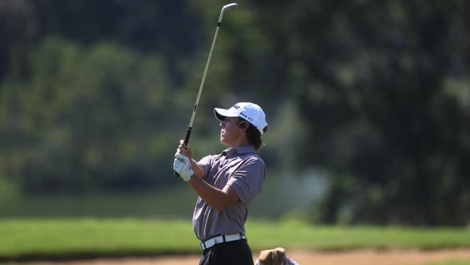 Chiles senior Connor Futrell captured a city championship on Monday at Hilaman Golf Course, shooting a 1-under par round of 72 and winning in a one-hole playoff with Maclay junior Bryson Bianco.