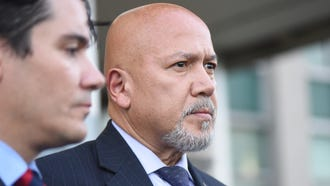 Paterson Mayor Joey Torres pleads guilty to corruption charges in Jersey City in September. Even after he was forced out of office, he said, he continued contacting city officials to try to get his gateway idea revived.