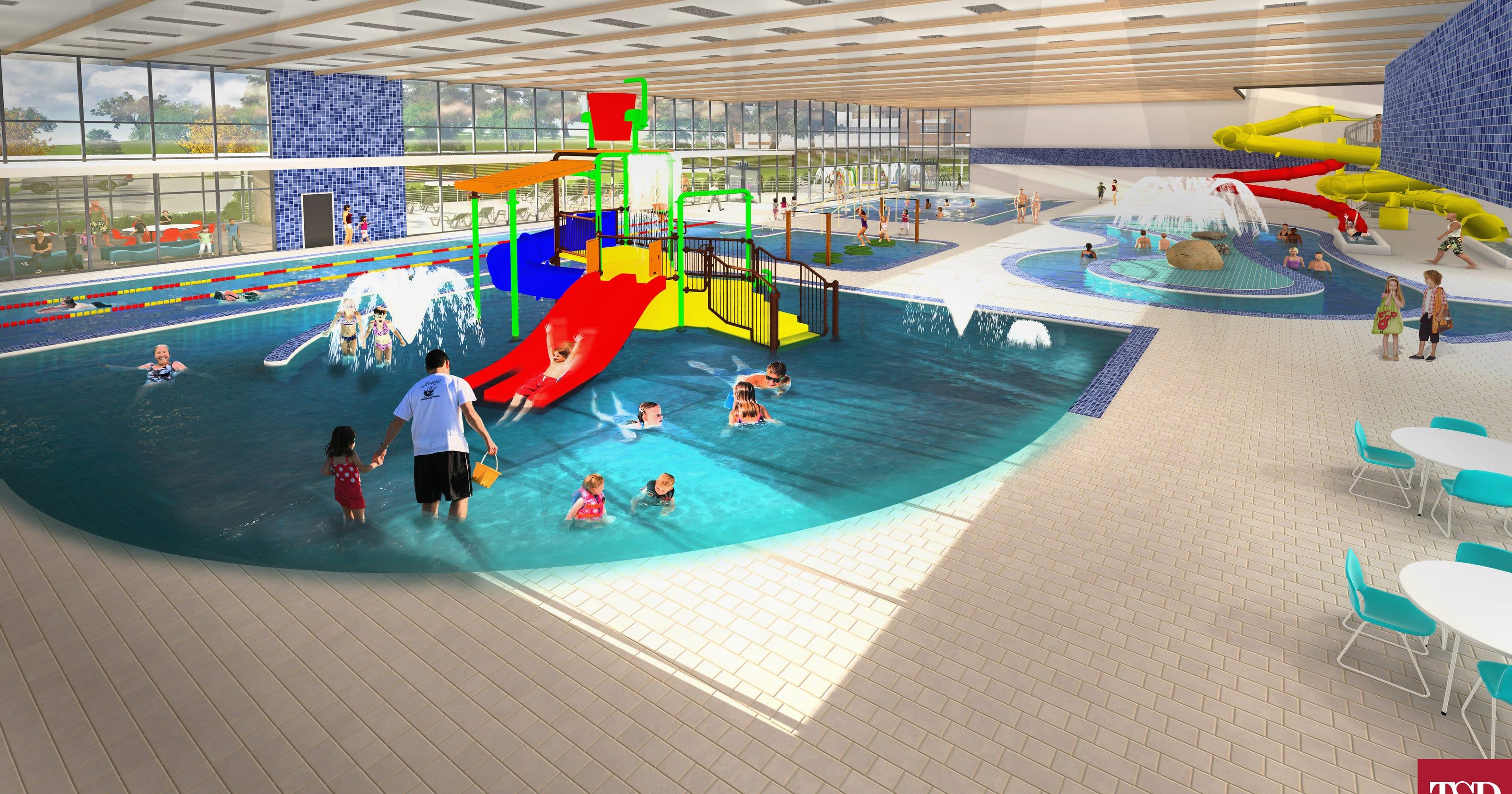 City Seeks Input On Spellerberg Pool