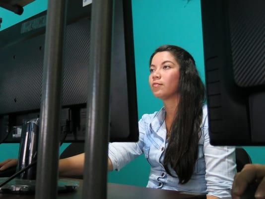 El Salvador María Teresa Mejía