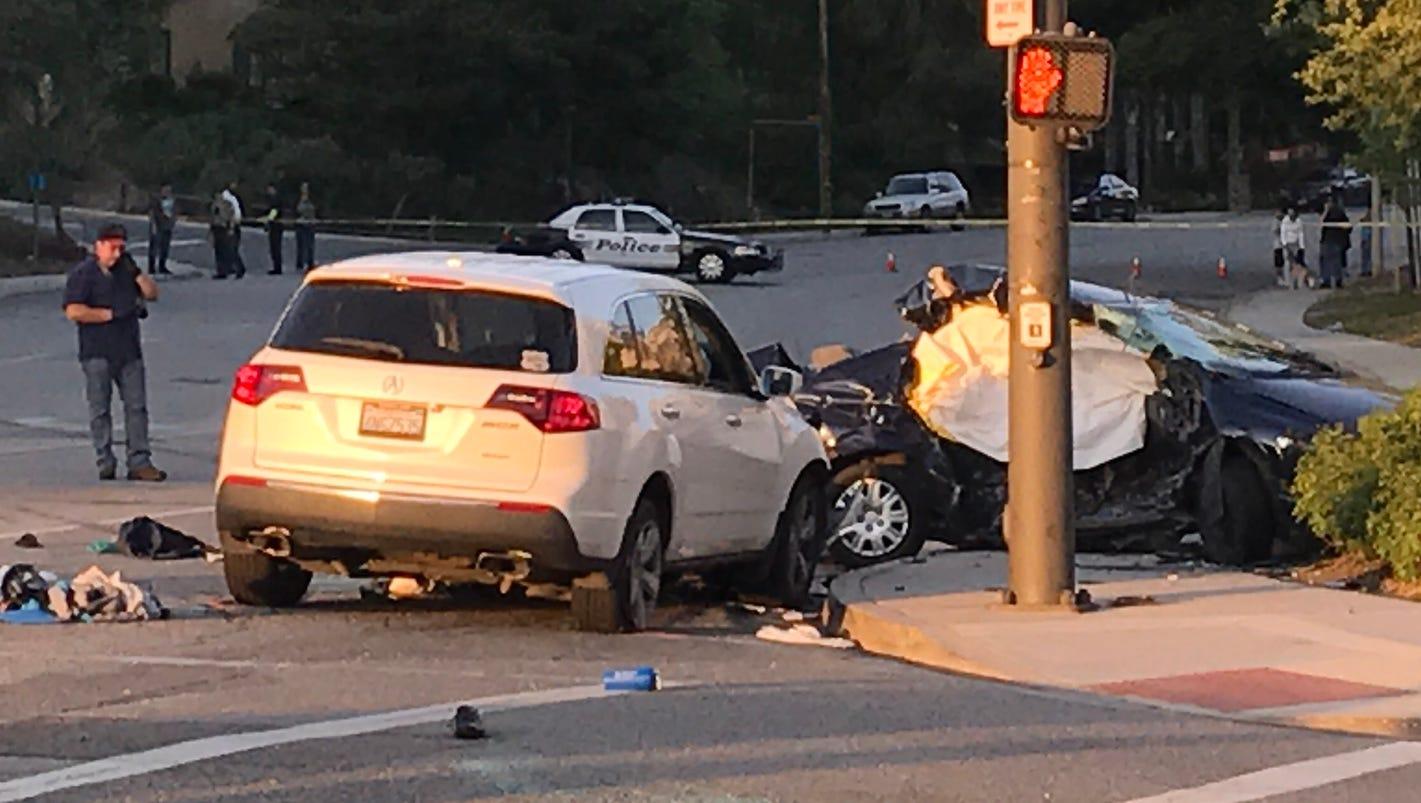 Camarillo Car Crash