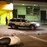 Raw: 2 Dead in Sweden Restaurant Shooting